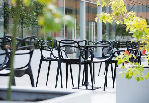 Courtyard Santiago Las Condes - Terrace - Event Space