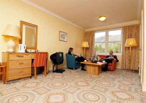 Ben Nevis Hotel and Leisure Club - Guest room