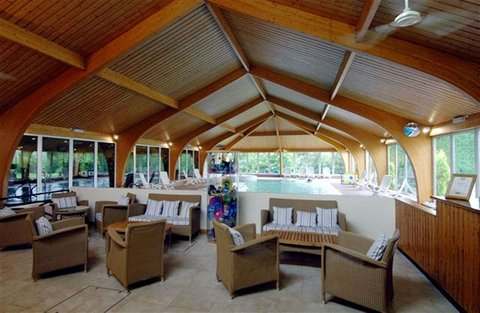 Ben Nevis Hotel and Leisure Club - Pool   Cafe