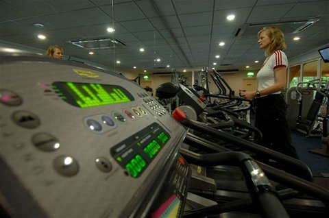 Ben Nevis Hotel and Leisure Club - Fitness room