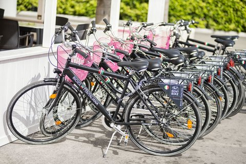 Hotel Simon - Bicycle