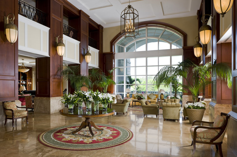 The Ballantyne A Luxury Collection Hotel Charlotte