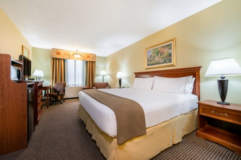 Holiday Inn Express ATLANTA AIRPORT-COLLEGE PARK - Executive King Guest Room