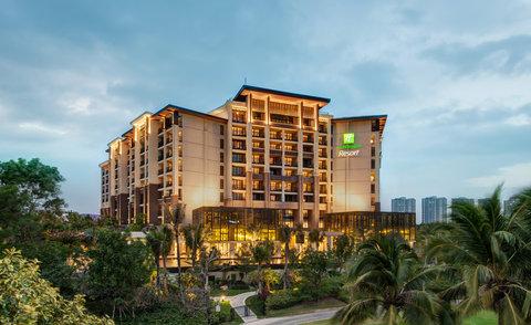 Holiday Inn Resort HAINAN CLEAR WATER BAY - Hotel Exterior