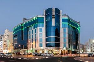 A warm welcome to Holiday Inn Dubai-Al Barsha