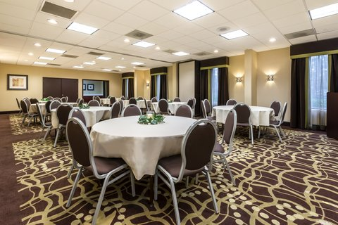 Holiday Inn Express ATLANTA AIRPORT-COLLEGE PARK - Special Events Ballroom Seating