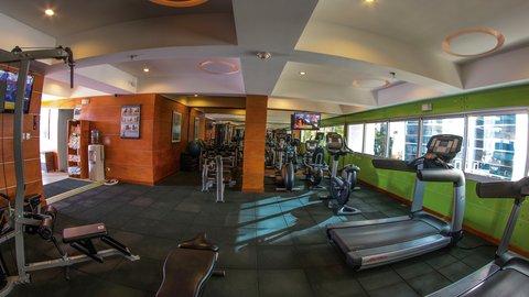 Holiday Inn GUATEMALA - Gym