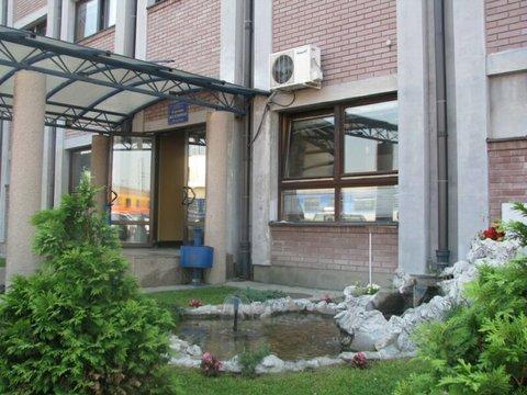Zeleznicar Konaciste Hotel - Exterior