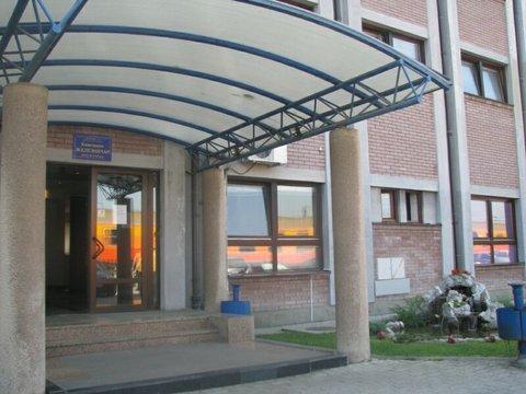 Zeleznicar Konaciste Hotel - Entrance