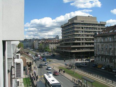 Zeleznicar Konaciste Hotel - View