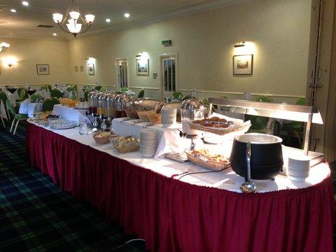 Ben Nevis Hotel and Leisure Club - Breakfast