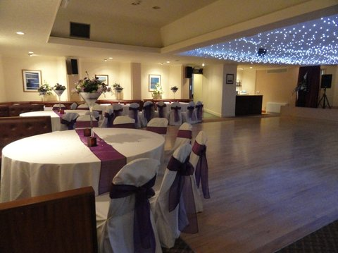 Ben Nevis Hotel and Leisure Club - Evening Setup