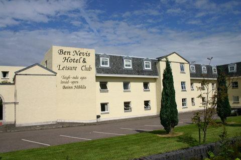 Ben Nevis Hotel and Leisure Club - Fortwilliam Ben Nevis Hotel