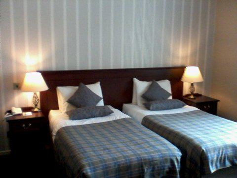 Ben Nevis Hotel and Leisure Club - Superior Twin