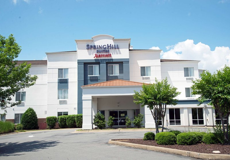 SPRINGHILL STES ROCK MARRIOTT
