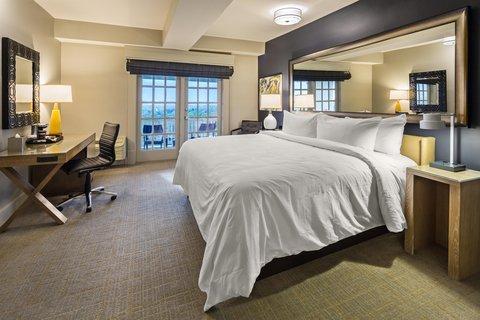 Partridge Inn - Superior King Room