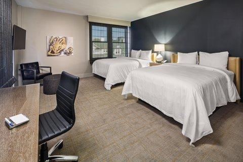 Partridge Inn - Two Queen Superior Room