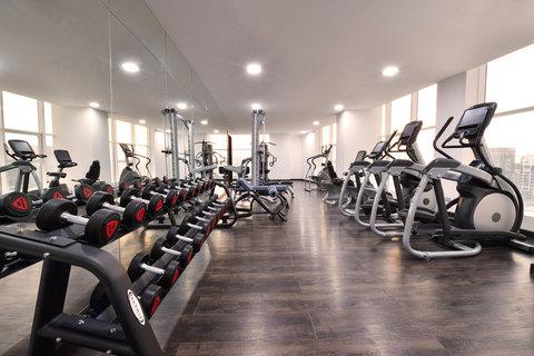 سويس بل هوتيل سيف البحرين - Gym