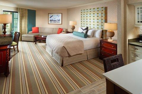 Hilton Oceanfront Resort Hilton Head Island - Studio Suite with King Bed