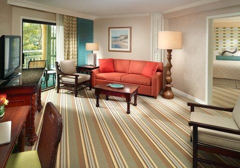Hilton Oceanfront Resort Hilton Head Island - Traditional One-Bedroom Suite
