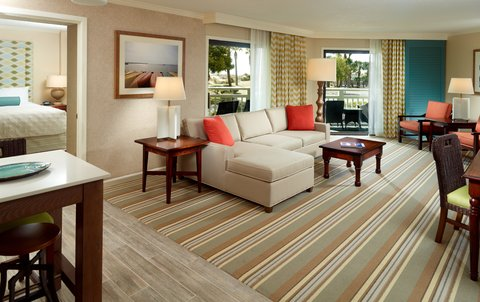 Hilton Oceanfront Resort Hilton Head Island - Luxury First Floor Suite