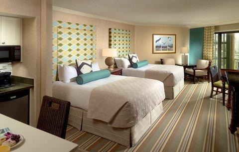 Hilton Oceanfront Resort Hilton Head Island - Studio Suite with Queen Beds