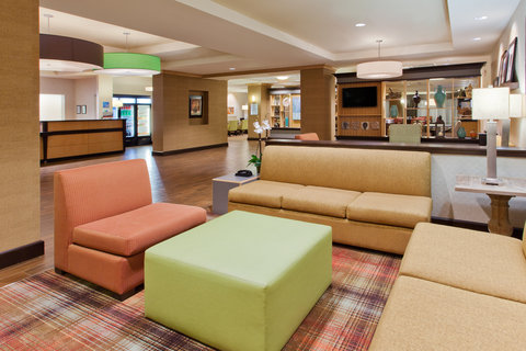 Holiday Inn Express & Suites HUNTSVILLE WEST - RESEARCH PK - Hotel Lobby