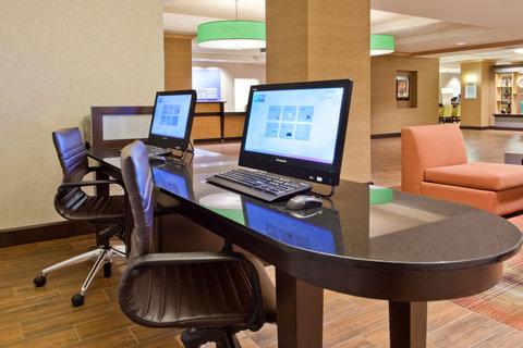 Holiday Inn Express & Suites HUNTSVILLE WEST - RESEARCH PK - Business Center