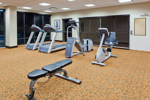 Holiday Inn Express & Suites HUNTSVILLE WEST - RESEARCH PK - Fitness Center