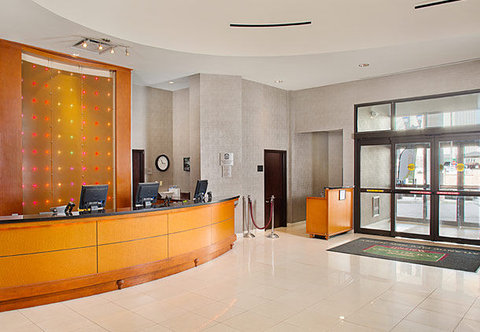 Courtyard By Marriott - Front Desk