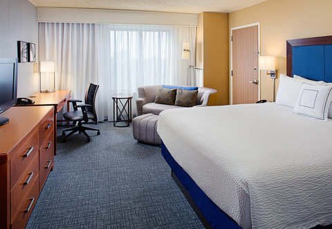 Courtyard By Marriott - King Guest Room