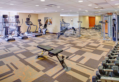 Courtyard By Marriott - Fitness Center
