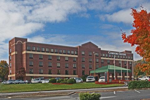 Comfort Suites Biltmore Square Mall - Comfort Suites Asheville Copy Copy NC