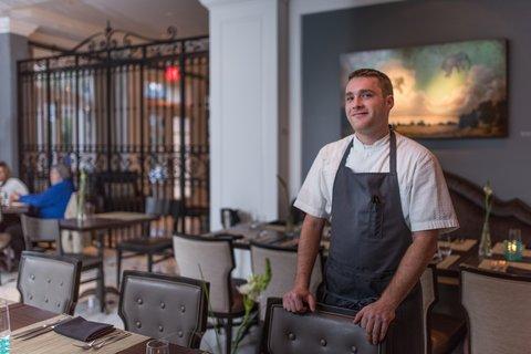 Vendue Inn - Executive Chef Jon Cropf