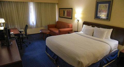 Courtyard Fort Wayne Hotel - King Room