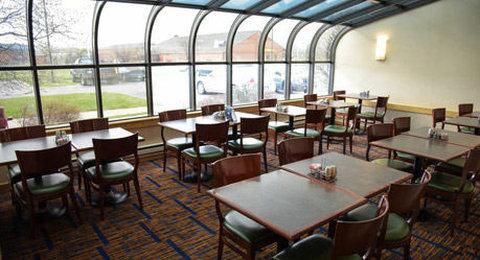 Courtyard Fort Wayne Hotel - Restaurant