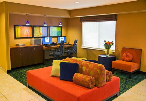 Fairfield Inn & Suites Spokane Downtown - Business Center