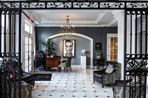 Vendue Inn - Artistically Inspired