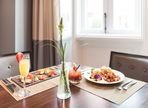 Vendue Inn - Fine Dining