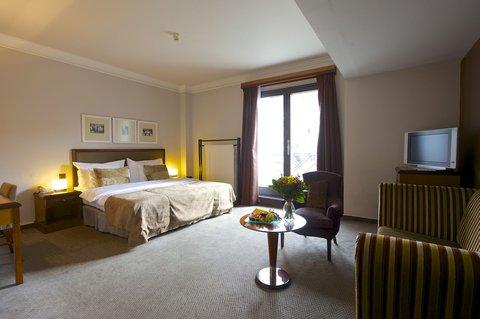 Jalta Hotel - Deluxe Superior Room