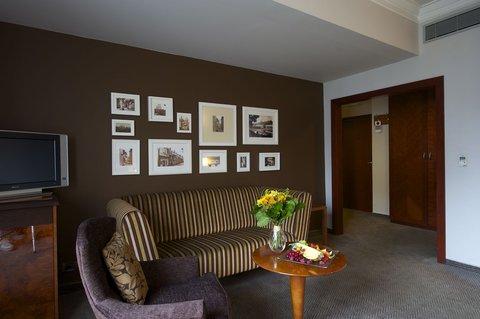 Jalta Hotel - Superior Deluxe Room