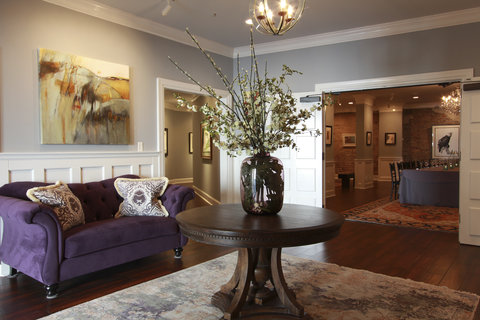 Vendue Inn - Gallery Reception