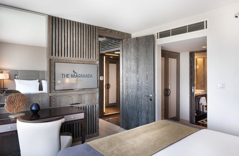 The Marmara Taksim - Family Suite at The Marmara Taksim