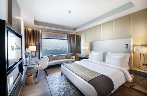 The Marmara Taksim - Club Room at The Marmara Taksim