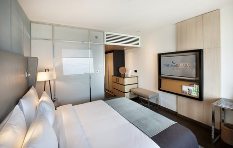 The Marmara Taksim - Deluxe Room at The Marmara Taksim