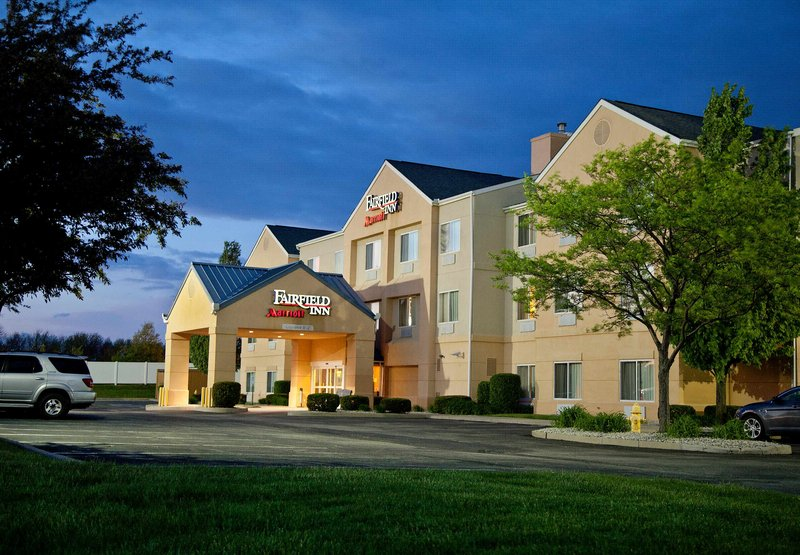 FAIRFIELD INN RICHMND MARRIOTT
