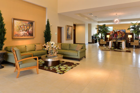 Montgomery Airport South - Hotel Lobby