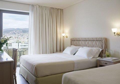 阿玛利亚酒店 - CLASSIC TRIPLE ROOM