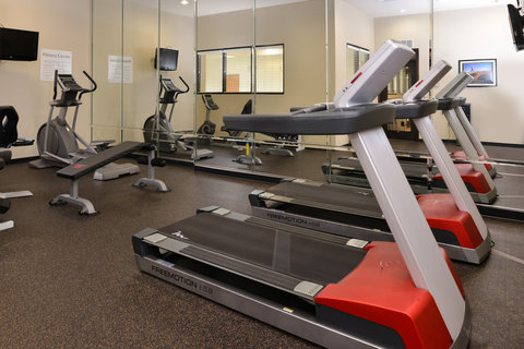 Montgomery Airport South - Fitness Center