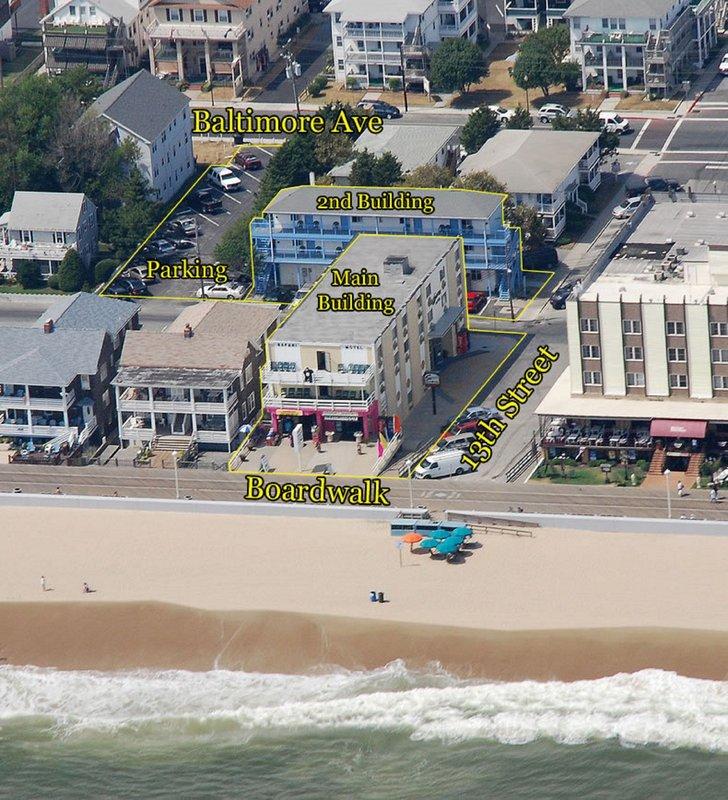 Albright's Motel In Ocean City, MD 21842